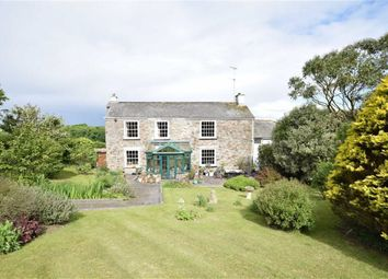 Thumbnail Detached house for sale in Hele, Marhamchurch, Bude