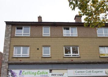 Thumbnail 1 bed flat for sale in Cockburn Street, Falkirk