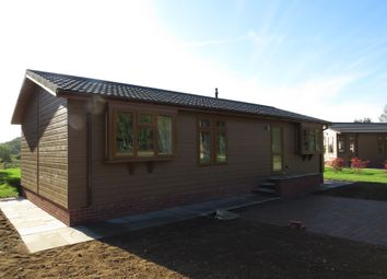 Thumbnail 2 bed mobile/park home for sale in Watermill Road, Newbourne, Woodbridge