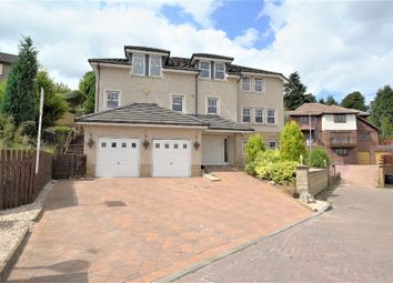 Thumbnail 6 bedroom detached house for sale in Croftbank Gate, Bothwell, South Lanarkshire
