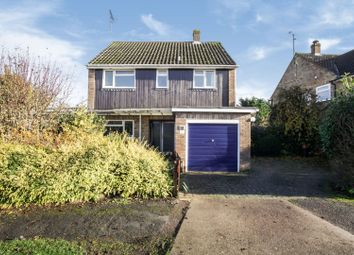 Thumbnail 3 bed detached house for sale in Orchard Way, Stanbridge, Leighton Buzzard