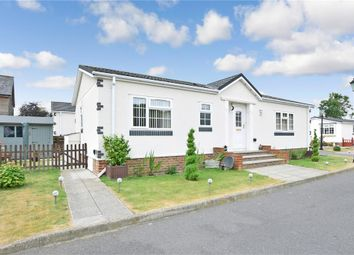 Thumbnail 2 bed mobile/park home for sale in Dover Road, Barham, Canterbury, Kent
