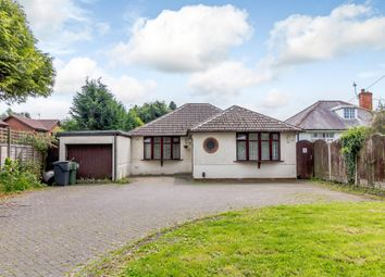 Thumbnail 5 bed detached bungalow for sale in 186 Shawhurst Lane, Birmingham, Worcestershire