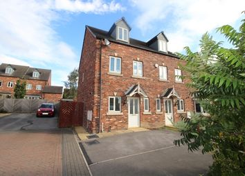 Thumbnail 3 bed town house for sale in Foxmires Grove, Goldthorpe, Rotherham, South Yorkshire