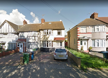 Thumbnail 1 bed flat to rent in Dudley Road, Harrow