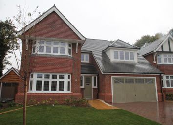 Thumbnail 5 bed detached house to rent in Cricketers Grove, Birmingham