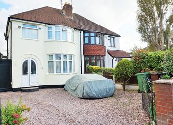 Thumbnail 3 bedroom semi-detached house for sale in Belton Avenue, Wolverhampton