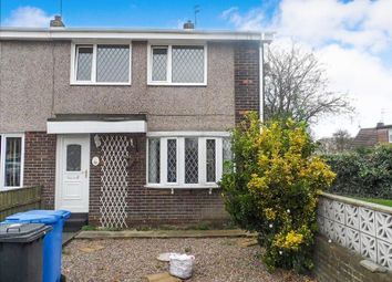 Thumbnail 3 bed terraced house to rent in Mile Road, Widdrington, Morpeth