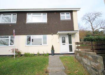 Thumbnail 3 bed semi-detached house for sale in Weatherdon Drive, Ivybridge