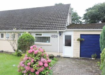 Thumbnail 2 bed semi-detached bungalow for sale in Garth View, Ynysforgan, Swansea