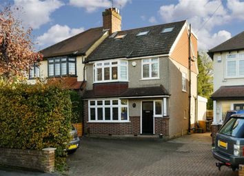 Thumbnail 4 bed semi-detached house for sale in Winkworth Road, Banstead, Surrey