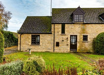 Thumbnail 2 bed semi-detached house for sale in Tixover Grange, Tixover, Stamford, Lincolnshire