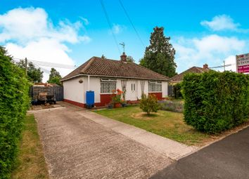 Thumbnail 2 bedroom detached bungalow for sale in Hereward Way, Weeting, Brandon