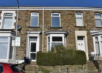 Thumbnail 3 bedroom terraced house for sale in Rhondda Street, Mount Pleasant, Swansea