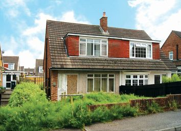 Thumbnail 3 bed semi-detached bungalow for sale in 6 Cwm Sor Close, New Inn, South Wales