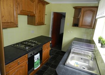 Thumbnail 4 bed terraced house to rent in Webster Street, Newcastle-Under-Lyme