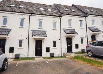 Thumbnail 3 bed terraced house to rent in Granite Way, Liskeard