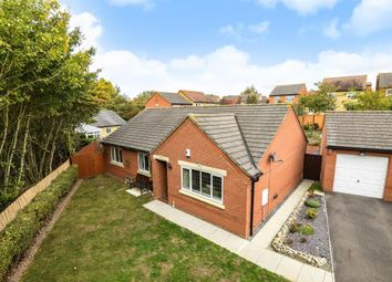 Thumbnail 3 bed detached bungalow for sale in Orpine Close, Bure Park, Bicester