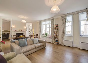 Thumbnail 3 bed flat for sale in Marloes Road, London