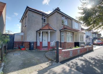 Thumbnail 3 bed semi-detached house for sale in Kings Avenue, Holland-On-Sea, Clacton-On-Sea