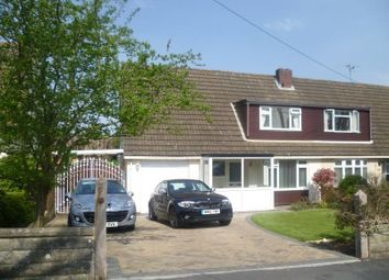 Thumbnail 3 bed semi-detached house for sale in Woodside Road, Clevedon
