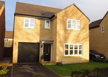 Thumbnail 4 bed detached house for sale in Ivy Bank, Witham St. Hughs, Lincoln