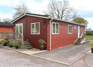 Thumbnail 2 bed bungalow for sale in Old Down Touring Park, Emborough, Radstock