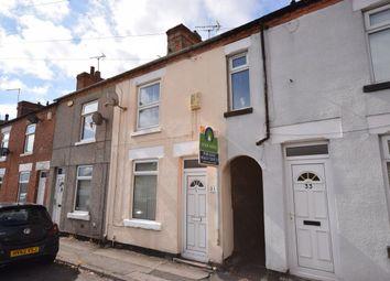 Thumbnail 2 bed terraced house for sale in Fox Street, Kirkby-In-Ashfield, Nottingham