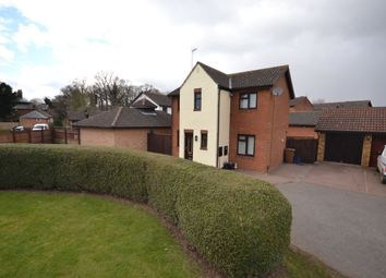 Thumbnail 3 bed detached house for sale in Barn Owl Close, Grangewood, East Hunsbury, Northampton