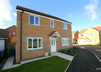 Thumbnail 4 bed detached house for sale in Teal Close, Hetton-Le-Hole, Houghton Le Spring