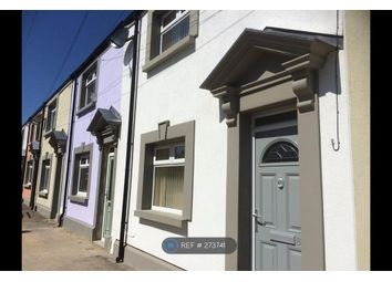 Thumbnail 3 bed terraced house to rent in Argyle Street, Swansea