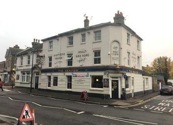 Thumbnail Pub/bar for sale in The Seaview, Station Road, Birchington, Kent