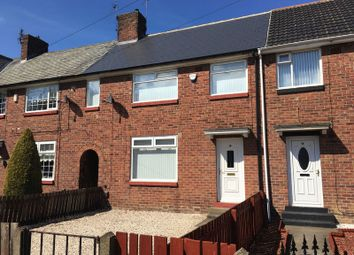 Thumbnail 3 bed terraced house for sale in Southern Road, Walker, Newcastle Upon Tyne