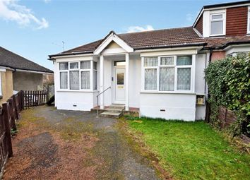 Thumbnail 2 bed semi-detached bungalow for sale in Bassett Gardens, North Weald, Epping