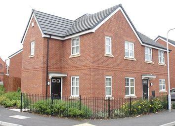 Thumbnail 3 bed semi-detached house for sale in Brett Street, Birkenhead, Merseyside