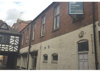 Thumbnail Retail premises to let in 1, Trinity Passage, The Cross, Worcester, Worcestershire, UK