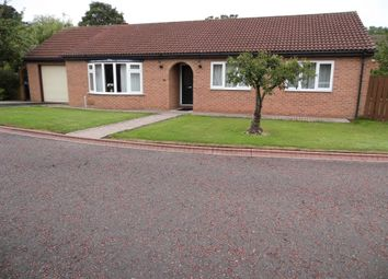 Thumbnail 3 bed bungalow for sale in Windsor Court, Shildon