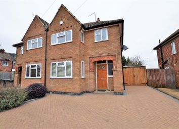 Thumbnail 3 bed semi-detached house for sale in Highlands Way, Stamford