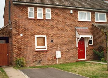 Thumbnail 3 bedroom end terrace house to rent in Thornhill Place, Longstanton, Cambridge