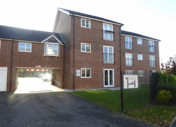 Thumbnail 2 bed flat for sale in Lawnhurst Avenue, Wythenshawe, Baguley