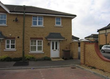 Thumbnail 3 bedroom terraced house to rent in Stephenson Mews, Stevenage