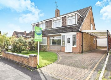 Thumbnail 3 bed semi-detached house for sale in Wyndale Drive, Ilkeston
