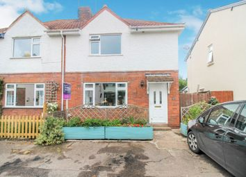 Thumbnail 3 bed semi-detached house for sale in Fore Street, Budleigh Salterton