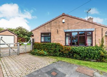 Thumbnail 2 bed bungalow for sale in Elmdale Close, Swinton, Mexborough, South Yorkshire