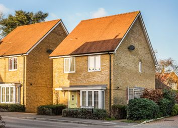 Thumbnail 4 bed link-detached house for sale in Langmore Lane, Lindfield, West Sussex