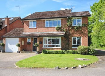 Thumbnail 4 bed property for sale in Malthouse Close, Church Crookham, Fleet