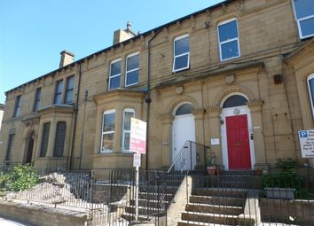 Thumbnail 2 bedroom flat to rent in Clare Road, Halifax