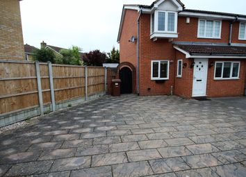 Thumbnail 3 bed semi-detached house to rent in Cecil Avenue, Grays