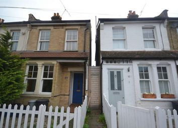 Thumbnail 3 bedroom end terrace house to rent in Brook Road, St Margarets, Twickenham