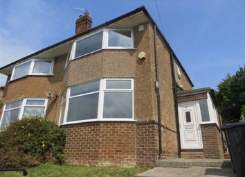 Thumbnail 3 bed semi-detached house for sale in Valleyside Road, Hastings, East Sussex